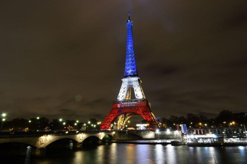 Wieża Eiffla w Paryżu /AFP