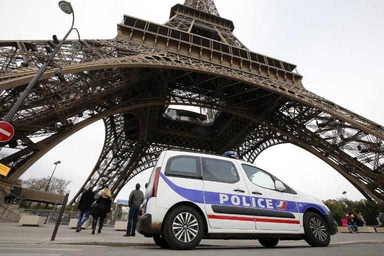 Wieża Eiffla zamknięta /AFP