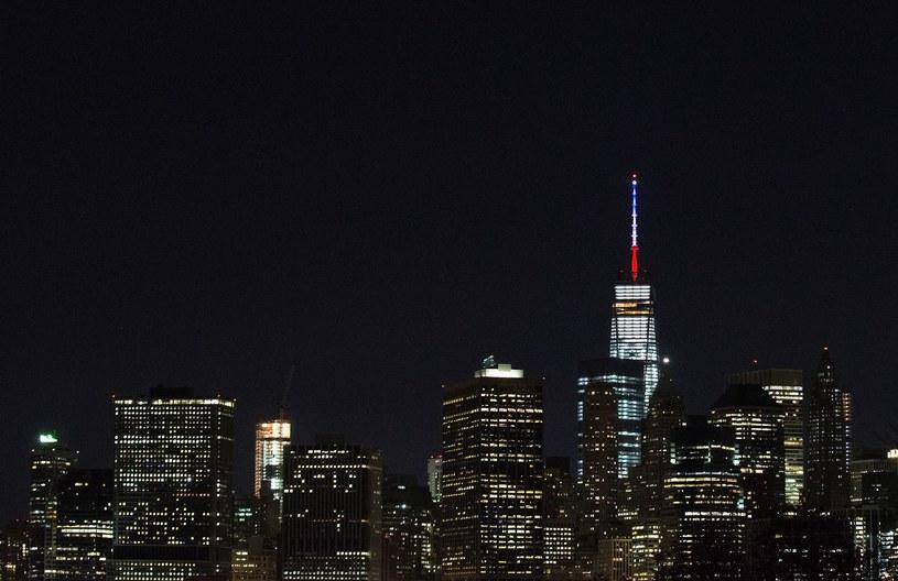 Wieża One World Trade Center /Daniel Pierce Wright /AFP