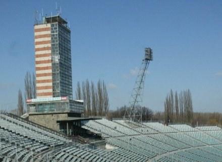 Wieża zmniknie ze Stadionu Śląskiego, fot: Tomasz Markowski /Agencja Przegląd Sportowy