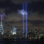 Wieże w miejscu World Trade Center świecą pustkami