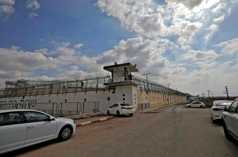 Więzienie Gilboa /JALAA MAREY/AFP/East News /East News