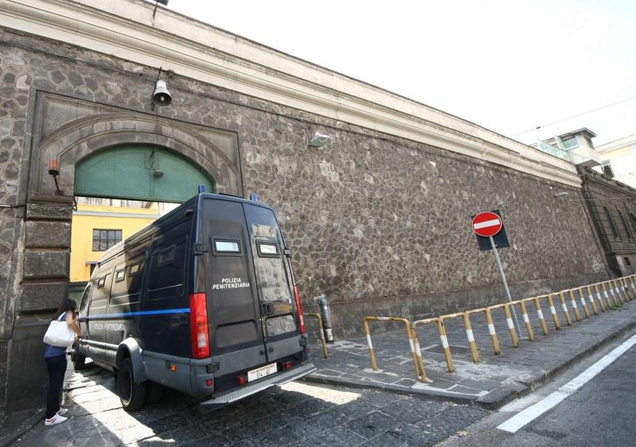 Więzienie Poggioreale (zdj. arch.) / Photoshot    /PAP/Photoshot
