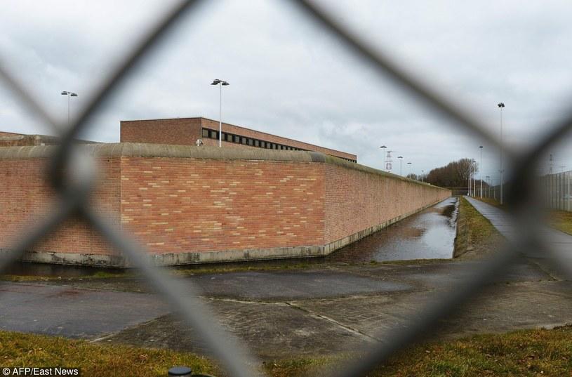 Więzienie w Brugii, w którym przebywa Salah Abdeslam / AFP PHOTO / JOHN THYS /AFP