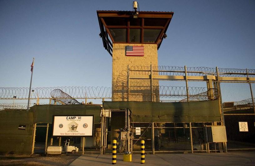Więzienie w Guantanamo /AFP
