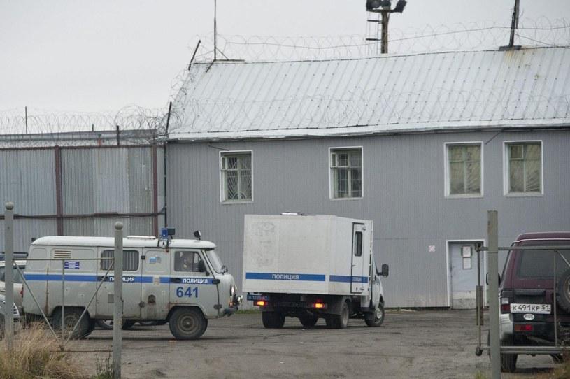 Więzienie, w którym przetrzymywani są aktywiści /AFP