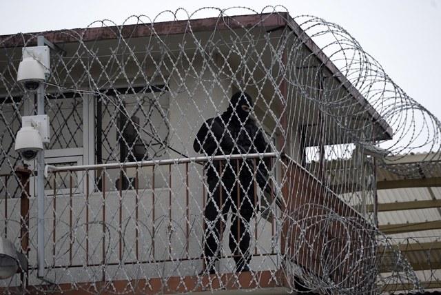 Więzienie w Rzeszowie, gdzie przebywał Mariusz T. /Darek Delmanowicz /PAP