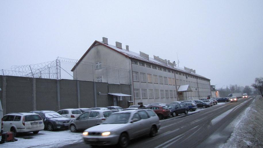 Więzienie w Rzeszowie, w którym wyrok 25 lat więzienia odsiaduje Mariusz Trynkiewicz /Jacek Skóra /RMF FM
