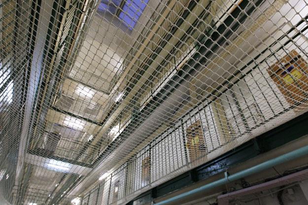 Więźniowie korumpują strażników fot. Matthieu Alexandre /AFP