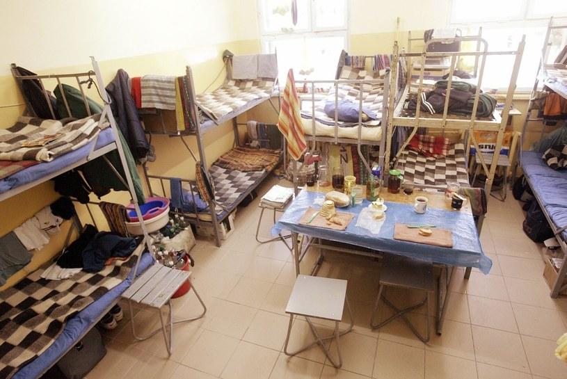 Więźniowie skarżą się nie tylko na tłok /East News