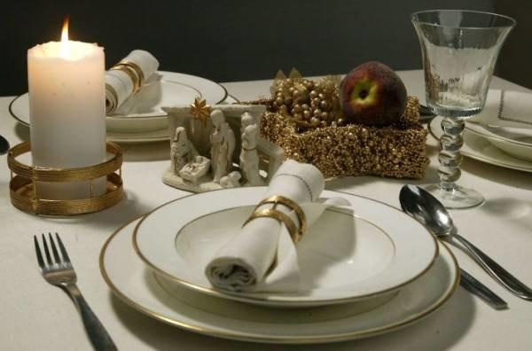 Wigilijna kolacja ma głęboką symbolikę, fot. Marek Zieliński /Agencja SE/East News