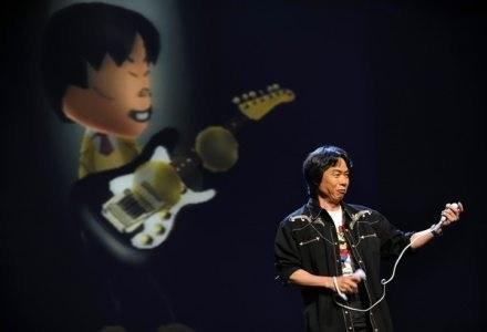 Wii Music i jego twórca - Shigeru Miyamoto /AFP