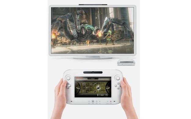 Wii U - zdjęcie promocyjne /Informacja prasowa