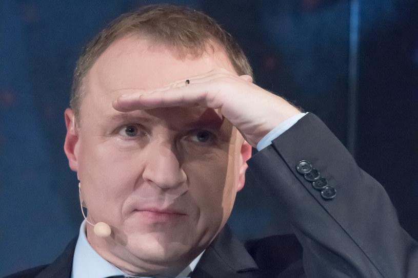 Wiki Gabor wyrasta na nową ulubienicę Jacka Kurskiego /Wojciech Strozyk/ /Reporter