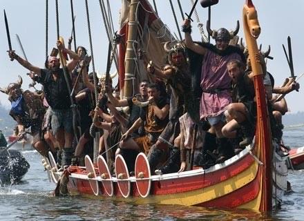 Wikingowie dotarli do Ameryki przed Kolumbem - wierzysz w to? /AFP