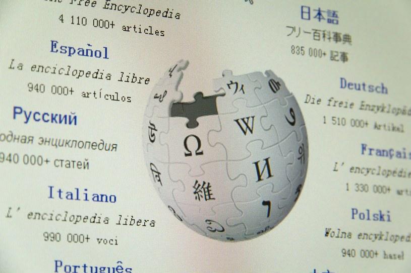 Wikipedia od dawna walczy z fake newsami /123RF/PICSEL