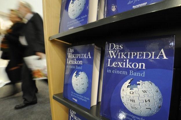 Wikipedia poszerza swoje granice, teraz znajdziemy ją także w Android Markecie /AFP