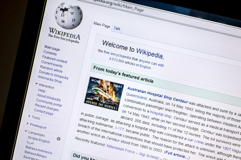 Wikipedia /123RF/PICSEL
