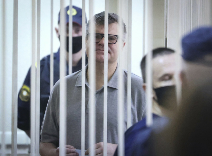 Wiktar Babaryka /POOL BelTa/Associated Press /East News