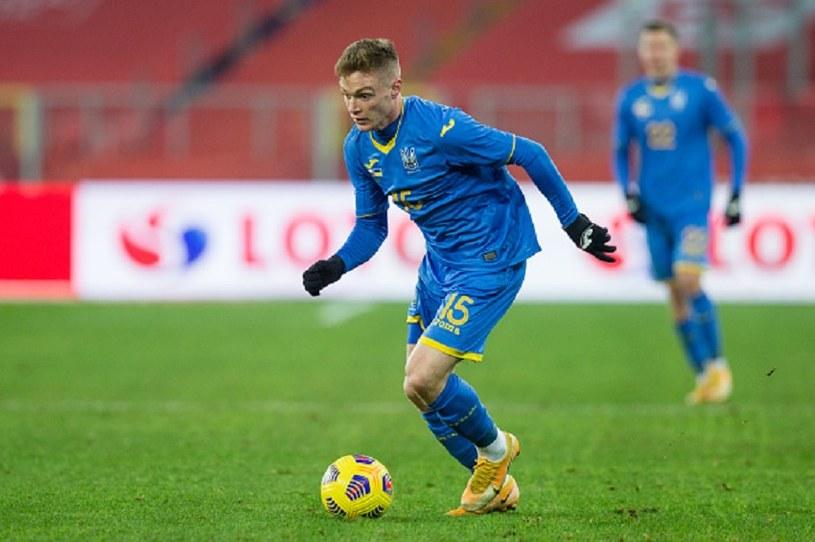 Wiktor Cygankow jest jednym z zakażonych piłkarzy /Foto Olimpik/NurPhoto /Getty Images