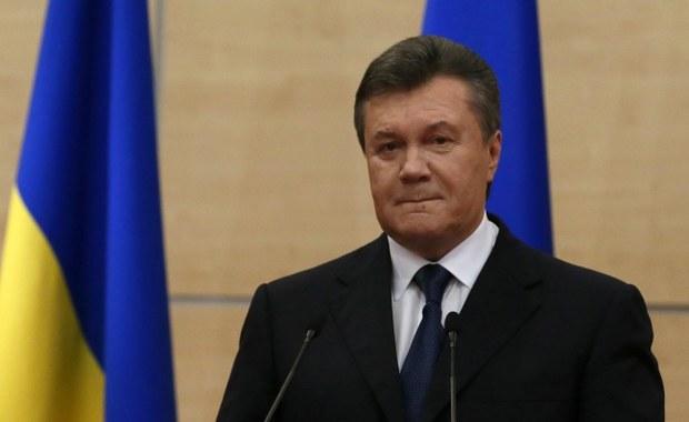 Wiktor Janukowycz chce wrócić na Ukrainę