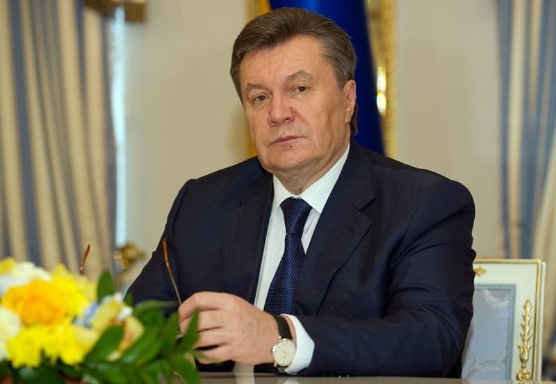 Wiktor Janukowycz /TIM BRAKEMEIER /PAP/EPA