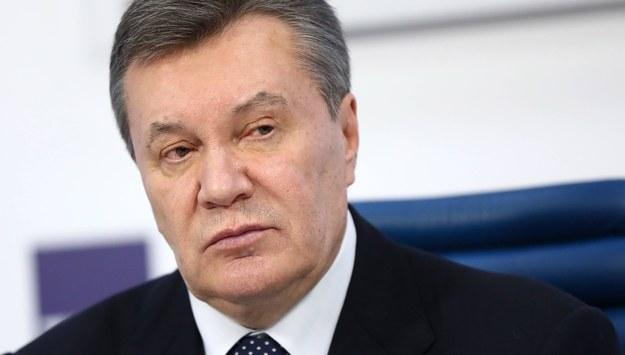 Wiktor Janukowycz / Valery Sharifulin    /PAP/EPA