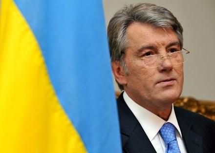 Wiktor Juszczenko /AFP