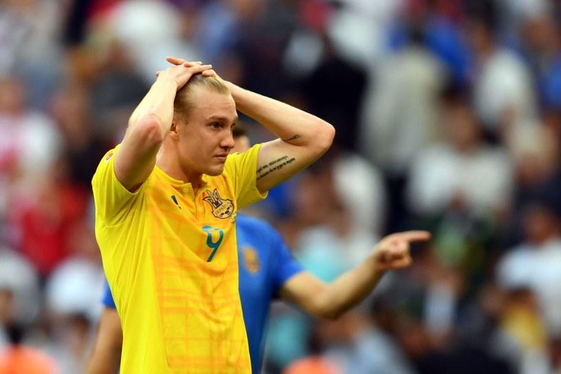 Wiktor Kowalenko po meczu Euro 2016 z Polską /AFP
