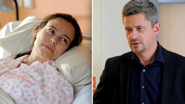 Wiktor nachodził już Magdę w szpitalu. Jak daleko posunie się tym razem? /MTL Maxfilm
