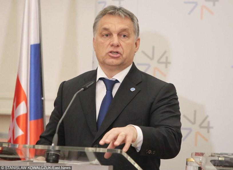 Wiktor Orban /STANISLAW KOWALCZUK /East News