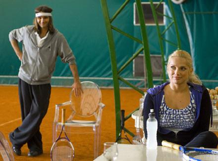 Wiktor Rozner (Andrzej Andrzejewski) i Paulina (Joanna Liszowska) - fot. Ola Kamińska /