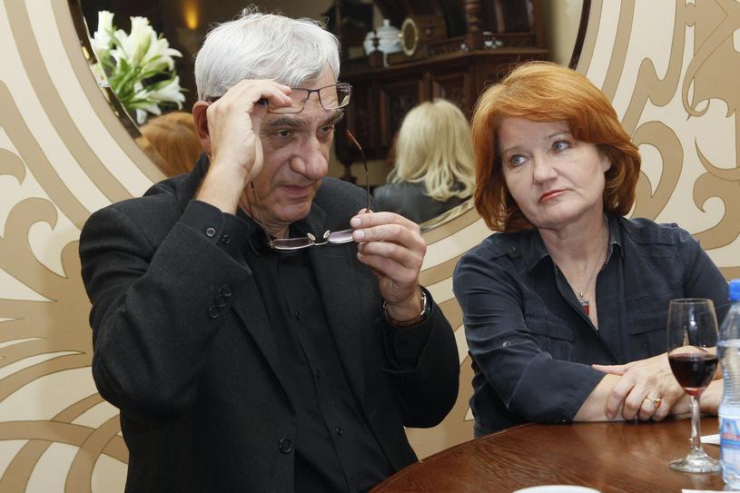 Wiktor Zborowski i Maria Winiarska / Engelbrecht /AKPA