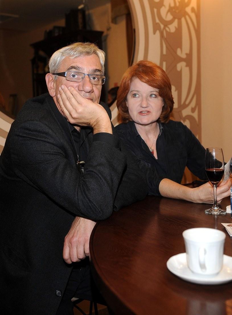 Wiktor Zborowski i Maria Winiarska /Piotr Molecki /East News