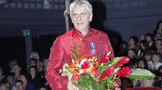 Wiktor Zborowski w poniedziałek, 2 września, obchodzić będzie jubileusz 40-lecia pracy artystycznej. /Engelbrecht /AKPA