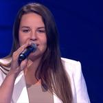 """Wiktoria Bińczyk w """"The Voice of Poland"""". Jej siostra występowała w TVP"""