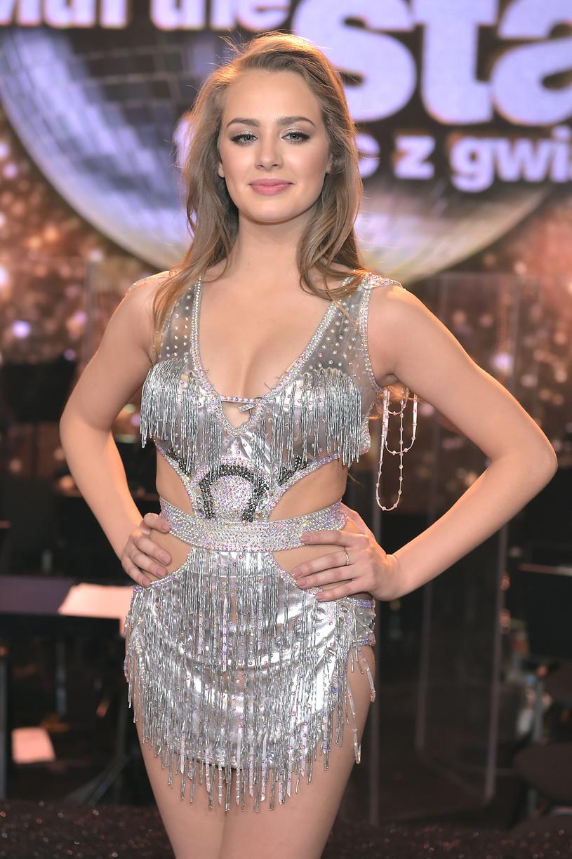 """Wiktoria Gąsiewska w programie """"Dancing with the Stars. Taniec z gwiazdami"""" /AKPA"""