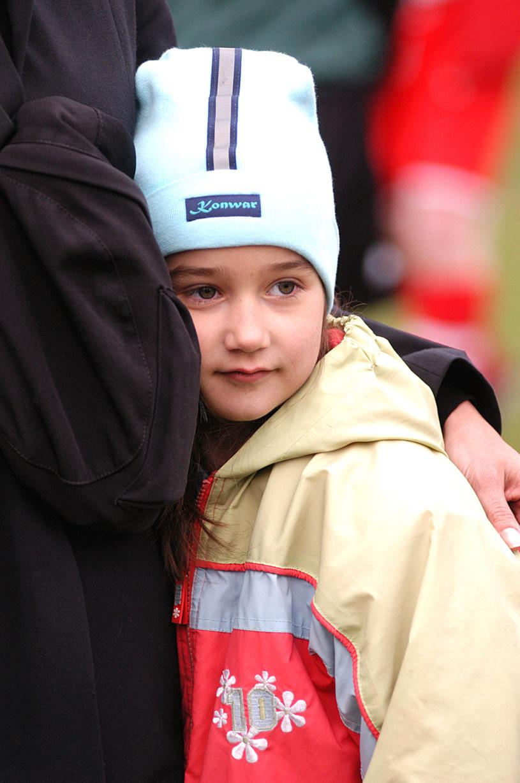 Wiktoria Goszcz miała 6 lat, gdy jej tata zginął w tragicznym wypadku /AKPA