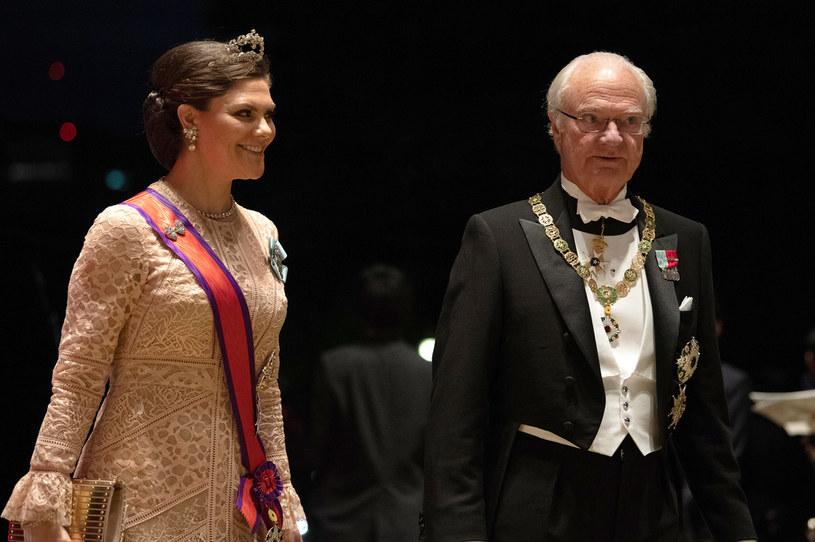Wiktoria z dynastii Bernadotte to następczyni szwedzkiego tronu /Getty Images