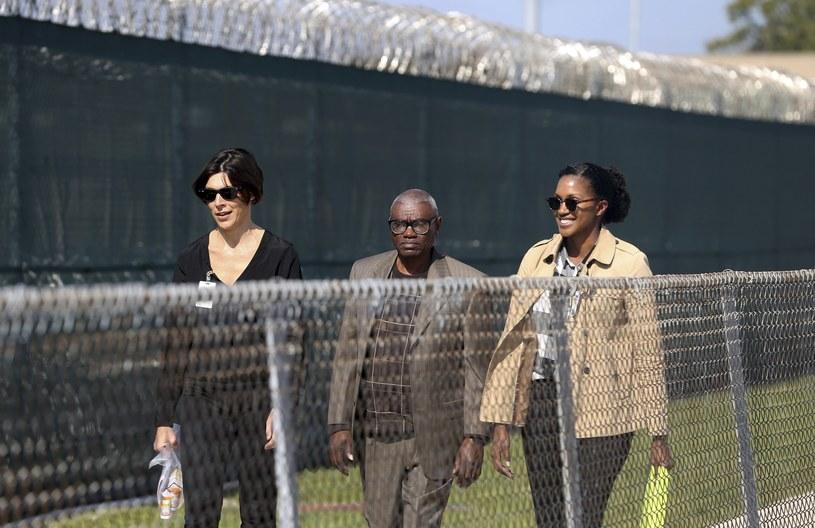 Wilbert Jones wychodzi z więzienia /AP /East News