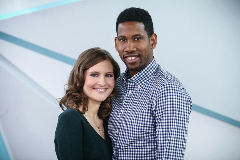 Wilfredo i Małgorzata Leon /East News