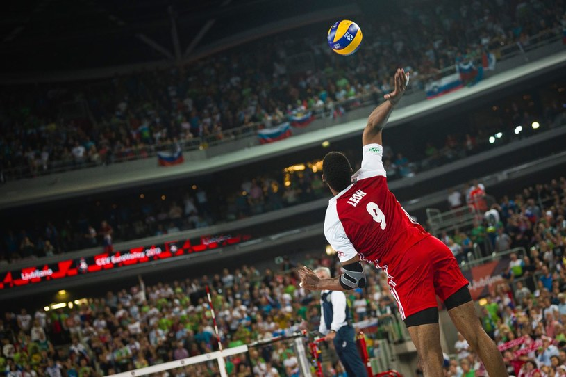 Wilfredo Leon /AFP/AFP JURE MAKOVEC/Jure Makovec /AFP