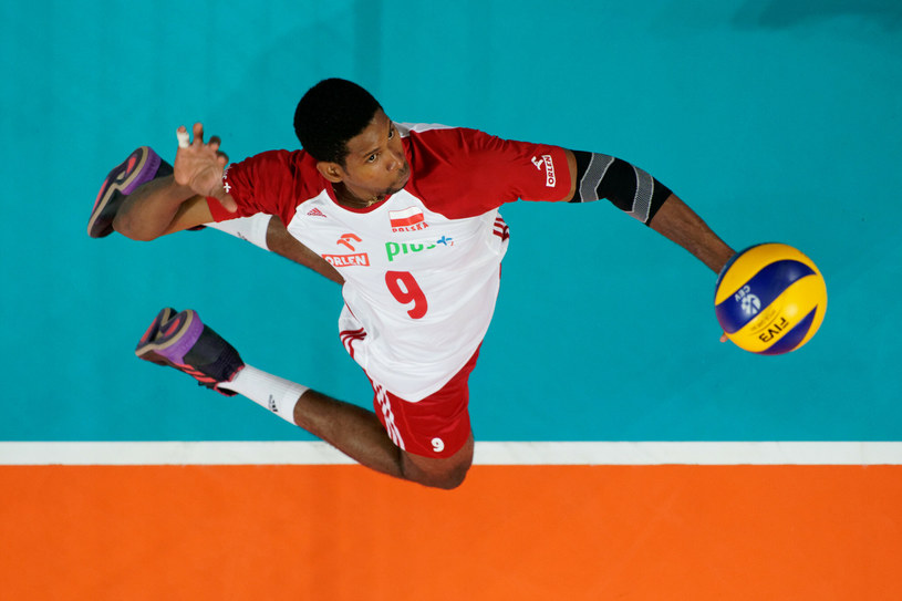 Wilfredo Leon /Foto Olimpik/REPORTER /East News