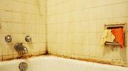 Wilgoć w łazience