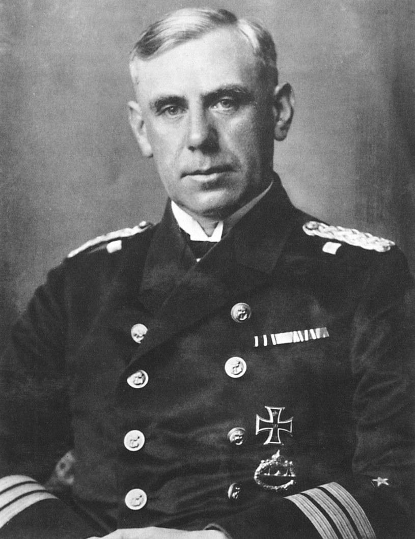 Wilhelm Canaris - szef niemieckiego wywiadu i jeden z największych wrogów Hitlera /Wikimedia Commons – repozytorium wolnych zasobów /INTERIA.PL/materiały prasowe