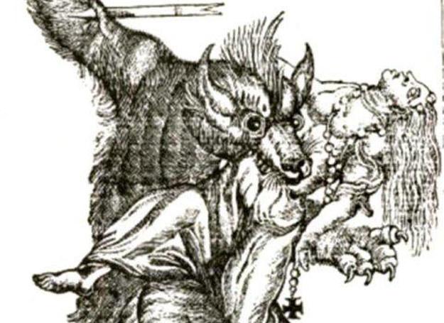 Randki wilkołaków