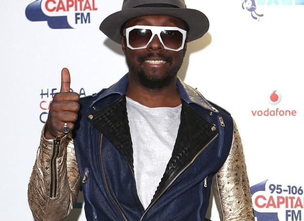 """Will.I.Am ponownie w """"The Voice"""" - fot. Tim P. Whitby /Getty Images/Flash Press Media"""