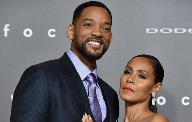 Will Smith i jego żona chcą się rozwieść! /Kevin Winter /Getty Images