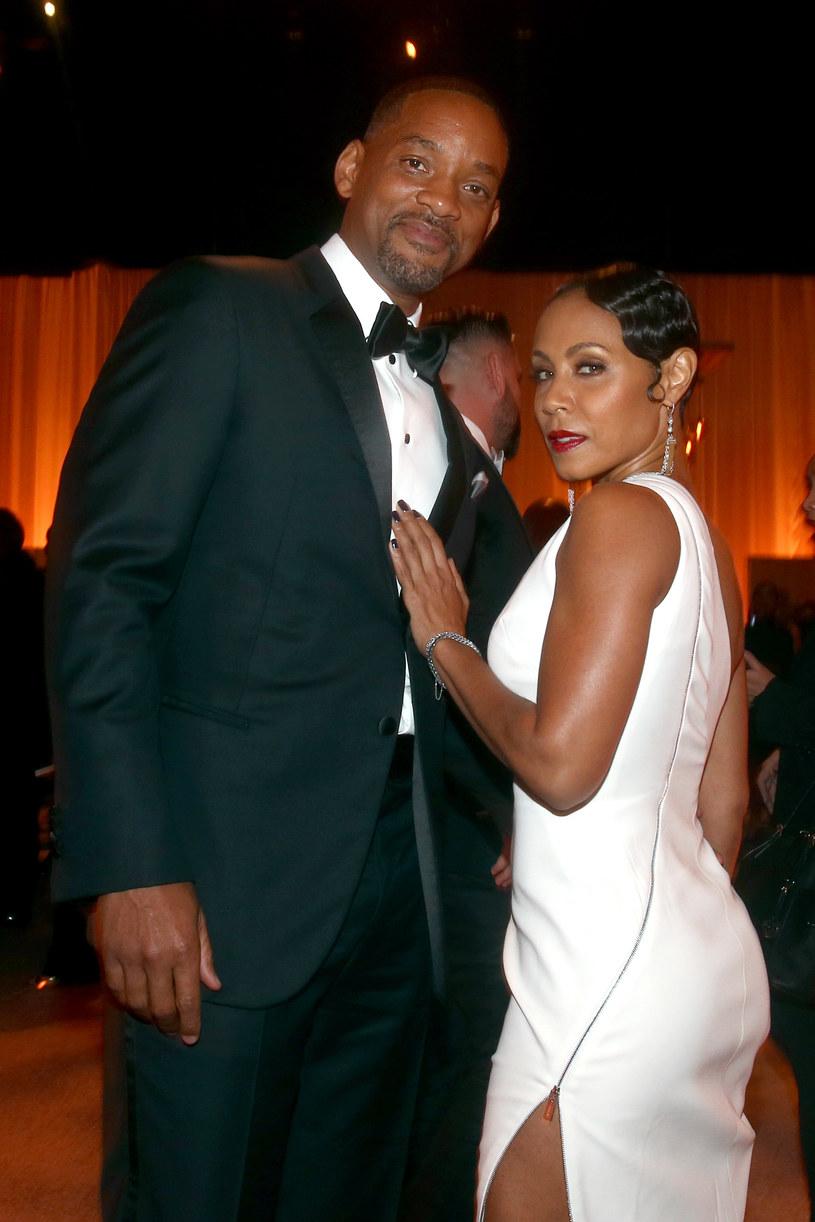 Will Smith z żoną / Christopher Polk / Staff /Getty Images