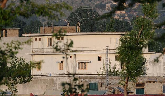 Willa bin Ladena w miejscowości Abbottabad w pobliżu Islamabadu, w której zginął /AFP